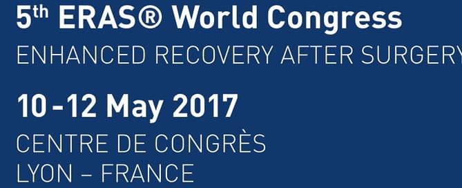 ERAS congress abstract Lyon
