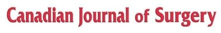 Canada Journal of Surgery